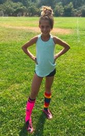 Two socks Bella